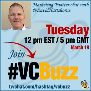Biggest Technology Trends that Effect Content Marketing (And How to Adapt) with @DavidHartshorne #vcbuzz