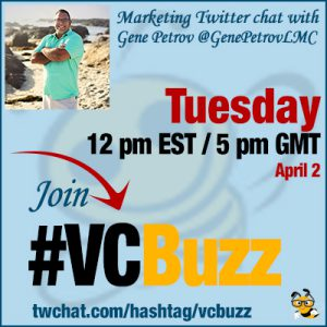 How (and Why) Marketers Should Develop Leadership Skills with Gene Petrov @GenePetrovLMC #vcbuzz