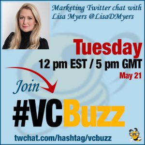 How to Measure the Value of Links with Lisa Myers @LisaDMyers #vcbuzz
