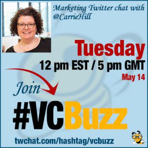How to Optimize Your Content for Local Search with @CarrieHill #vcbuzz