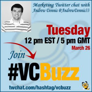 Setting Up Your Link Building Strategy with Andrew Dennis @AndrewDennis33 #vcbuzz