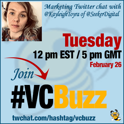 How to Build a Successful Content Marketing Team with @KayleighToyra #vcbuzz