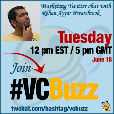 How to Build an Engaged with  Rohan Ayyar @searchrook #vcbuzz