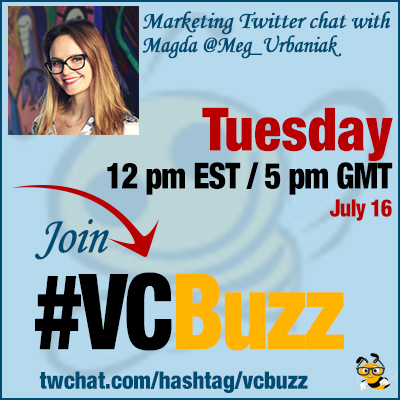 Social Listening for Lead Generation with Magda Urbaniak @Meg_Urbaniak #vcbuzz