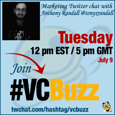Tools to Boost Link Building Strategy with Anthony Randall @tonyxrandall #vcbuzz