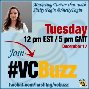 Creating and Maintaining an Active Facebook Group with @ShellyFagin #VCBuzz