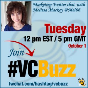 Empowering Your Content Success Using PPC with Melissa Mackey @Mel66 #VCBuzz