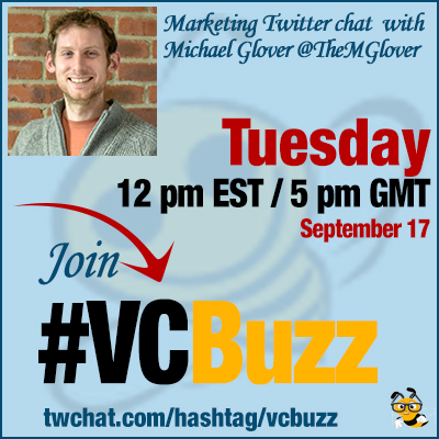 Omni-Channel Marketing with Michael Glover @TheMGlover #VCBuzz