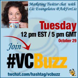 Twitter Lead Generation with Liz Evangelatos @AskForLiz #VCBuzz