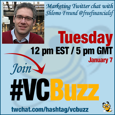 How to Live a Flexible Lifestyle with Shlomo Freund @freefinancialsf #vcbuzz