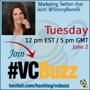 Google My Business with @SherryBonelli #vcbuzz
