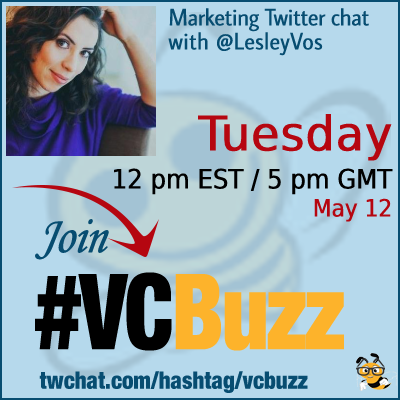 How to Contribute to High-Profile Niche Blogs with @LesleyVos #vcbuzz