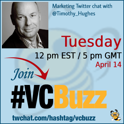 The Art of Social Selling with Tim Hughes @Timothy_Hughes #vcbuzz