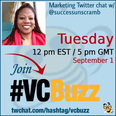 Content Repurposing Done Right with Alvern Bullard @successunscramb #VCBuzz