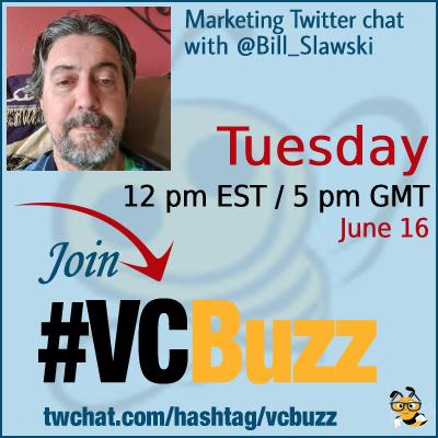 Get to Know Your Audience with @Bill_Slawski #VCBuzz
