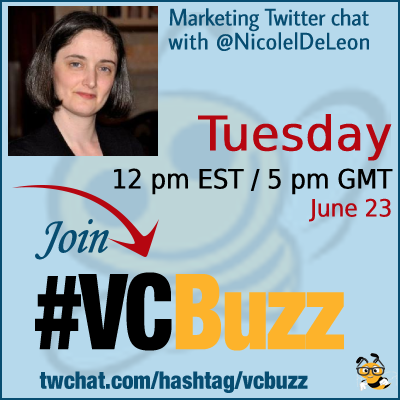 How to Create a Link-Building-Driven Content Strategy with @NicolelDeLeon #VCBuzz