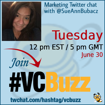 How to Use Audio & Video for Social Selling with @SueAnnBubacz #VCBuzz