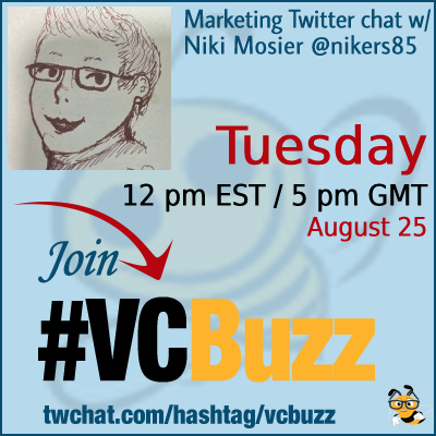 SEO Competitive Analysis Done Right Niki Mosier @nikers85 #VCBuzz