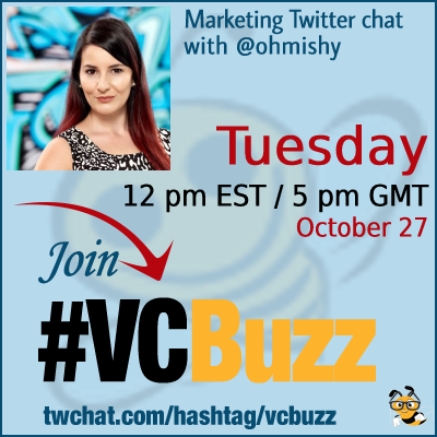 How to Understand Your Audience's Needs with Michelle Wilding-Baker @ohmishy #vcbuzz