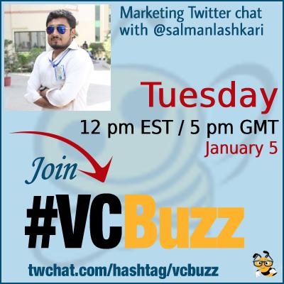 How to Use Account Based Marketing with Salman Saleem @salmanlashkari #vcbuzz