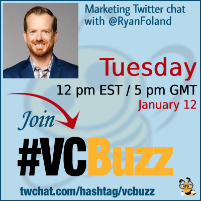 Getting People to Know, Like and Trust You with @RyanFoland #vcbuzz