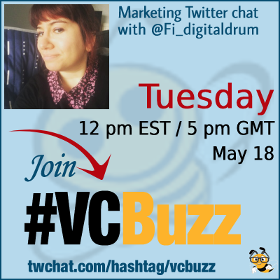 Content Strategy for Email Marketing with Fi Shailes @Fi_digitaldrum #vcbuzz