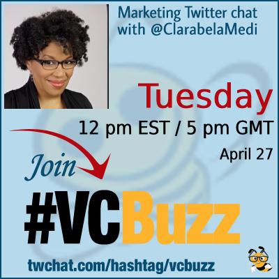 How to Create a Successful Content Marketing Plan with Clara Mathews @ClarabelaMedia #vcbuzz