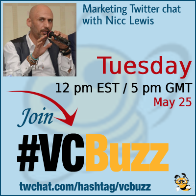 Measuring ROI from Content Marketing Nicc Lewis @Expozive #VCBuzz