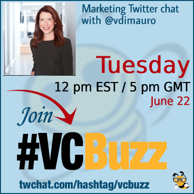 Community Building as a Growth Strategy with Vanessa DiMauro @vdimauro #vcbuzz