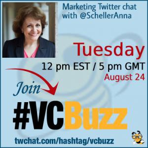 How to Close More Sales with Anna Scheller @SchellerAnna #vcbuzz