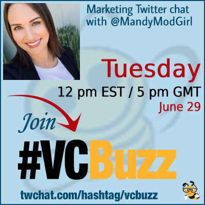 How to Succeed on Linkedin with Mandy McEwen @MandyModGirl #vcbuzz